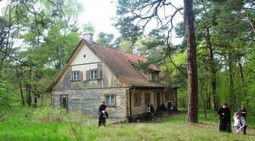 """Dom Pojednania i Spotkań w Orlinkach, czyli """"Forsterówka"""" w nowej odsłonie"""