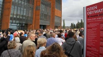 Europejskie Centrum Solidarności otwarte dla zwiedzających