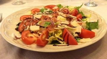 Insalata la Cantina – danie na upalny dzień