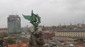 Zwiedzanie wieży zegarowej Dworca Głównego w Gdańsku