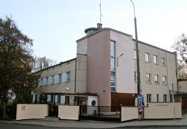 """Budynek """"Polskarob"""""""