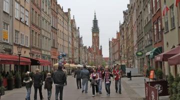 Przewodnik po Gdańsku dla dzieci: Ulica Długa