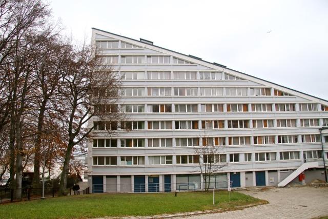 Akademik Akademii Morskiej w Gdyni