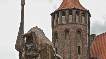 Pomniki Gdańska: Świętopełk II