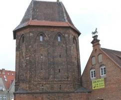 Baszta Narożna zalążkiem gotyckich fortyfikacji Gdańska