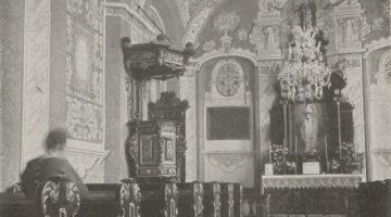 Kaplica Mariacka w Archikatedrze Oliwskiej