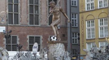 Piłkarski Neptun stanął na Długim Targu