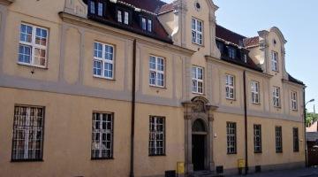 Zwiedzanie Gdańska. Dawny zespół szpitalny św. Elżbiety