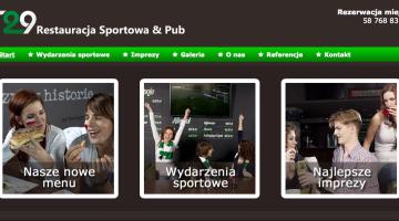 T29 Restauracja Sportowa & Pub
