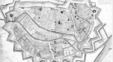 Zwiedzanie Gdańska: Południowy ciąg fortyfikacji Gdańska