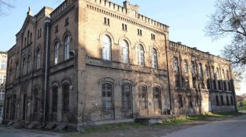 Zwiedzanie Gdańska: Urząd pożyczkowy przy Placu Wałowym