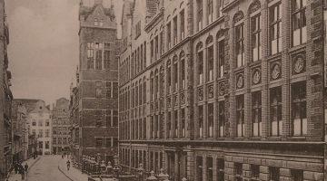 Zwiedzanie Gdańska – Viktoriaschule na Kładkach