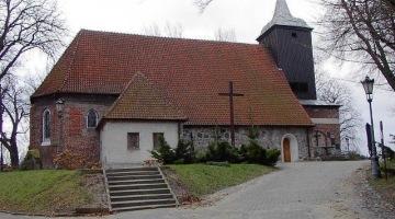 Spacer do oksywskiego kościoła