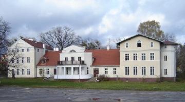 Gdynia Kolibki jesiennie