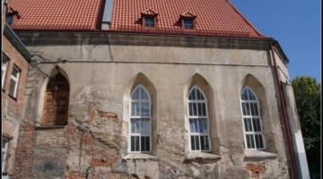 Zwiedzanie Gdańska. Szpital i kościół św. Ducha