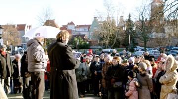 Tropem uczonych - spacer po Gdańsku