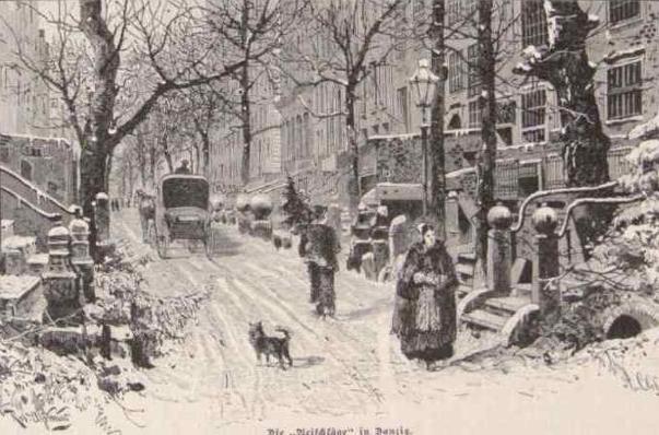 spacer śladami Leopolda von Wintera