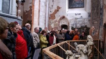 Kościół św. Jana – spacer w towarzystwie Iwony Berent