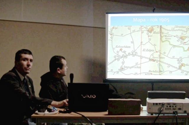 Od lewej: Piotr Odya i Piotr Sobolewski