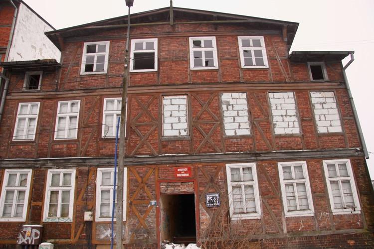 Ulica Malczewskiego 85/87 (Oberstrasse)