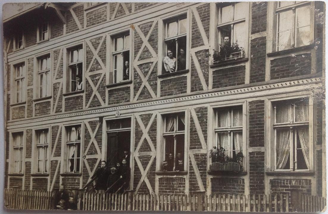 ul. Malczewskiego 85 (Oberstrasse)