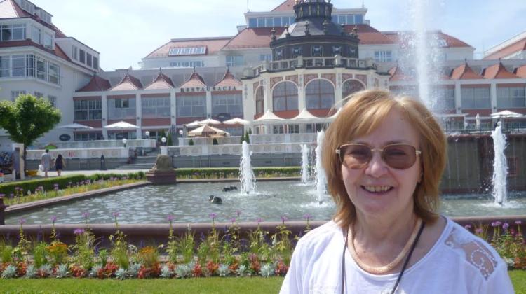 Ewelina Marciniak - licencjonowany przewoenik