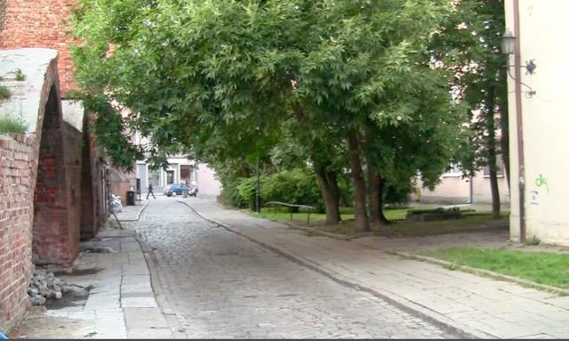 ul. Latarniana w Gdańsku