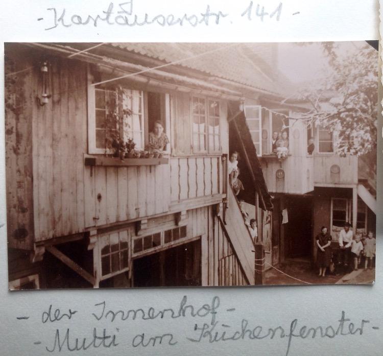 Wspomnienia Gdańszczanki - ulica Kartuska 141