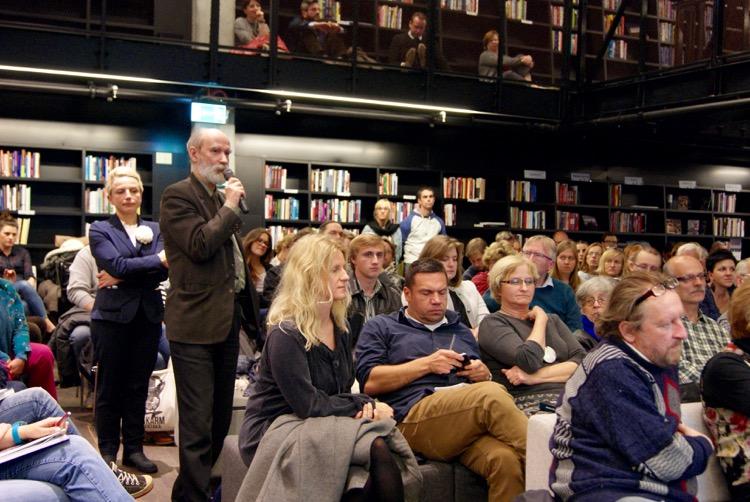 Jacek Friedrich - spotkanie autorskie