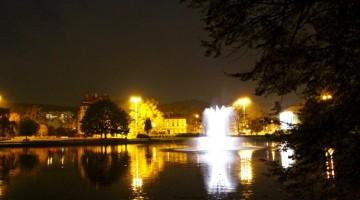 """Zbiornik """"Grunwaldzka"""". Nowa fontanna w Gdańsku"""