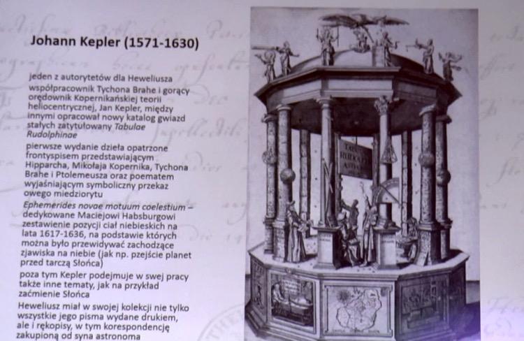 Księgozbiór Jana Heweliusza - wykład
