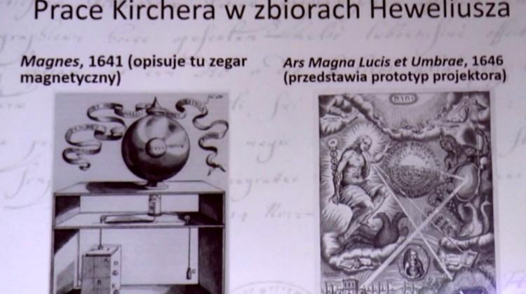 księgozbiór Jana Heweliusza