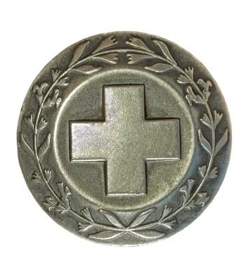 Srebrna odznaka pielęgniarki Szwedzkiego Czerwonego Krzyża