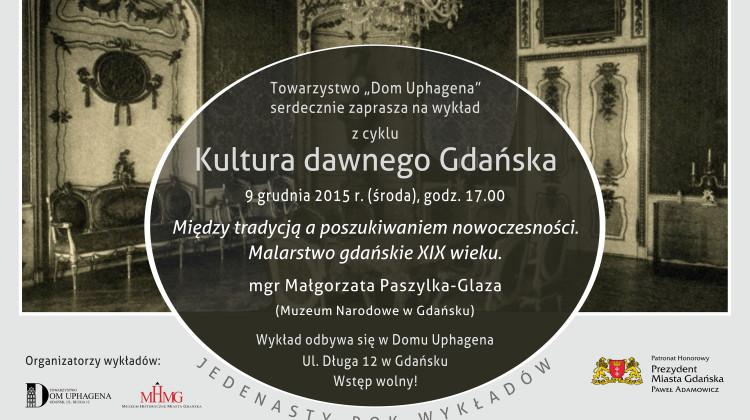 Kultura dawnego Gdańska
