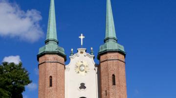 Katedra Oliwska – świątynia o bogatej historii
