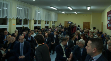 Biskupia Górka - spotkanie z mieszkańcami