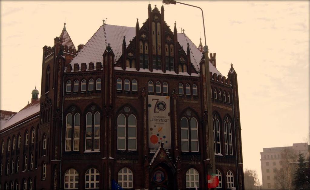 I Liceum Ogólnokształcące w Gdańsku