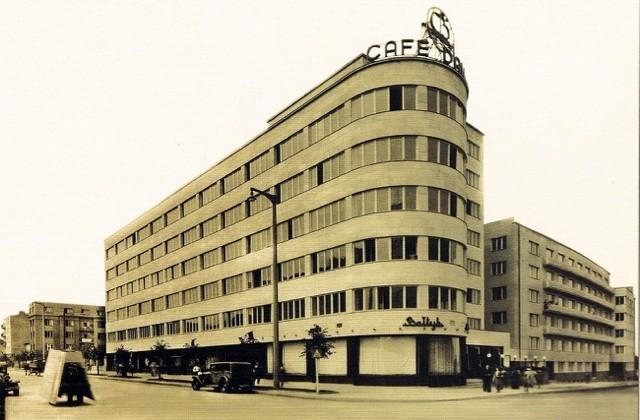 Budynek Zakładu Ubezpieczeń Pracowników Umysłowych, 1938 r., Źródło Fotopolska