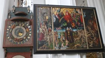 Bazylika Mariacka - Zegar Astronomiczny i Sąd Ostateczny