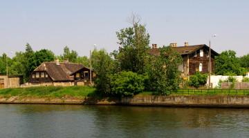 Gdańskie Zakamarki. Odchodzący Gdańsk – Sienna Grobla