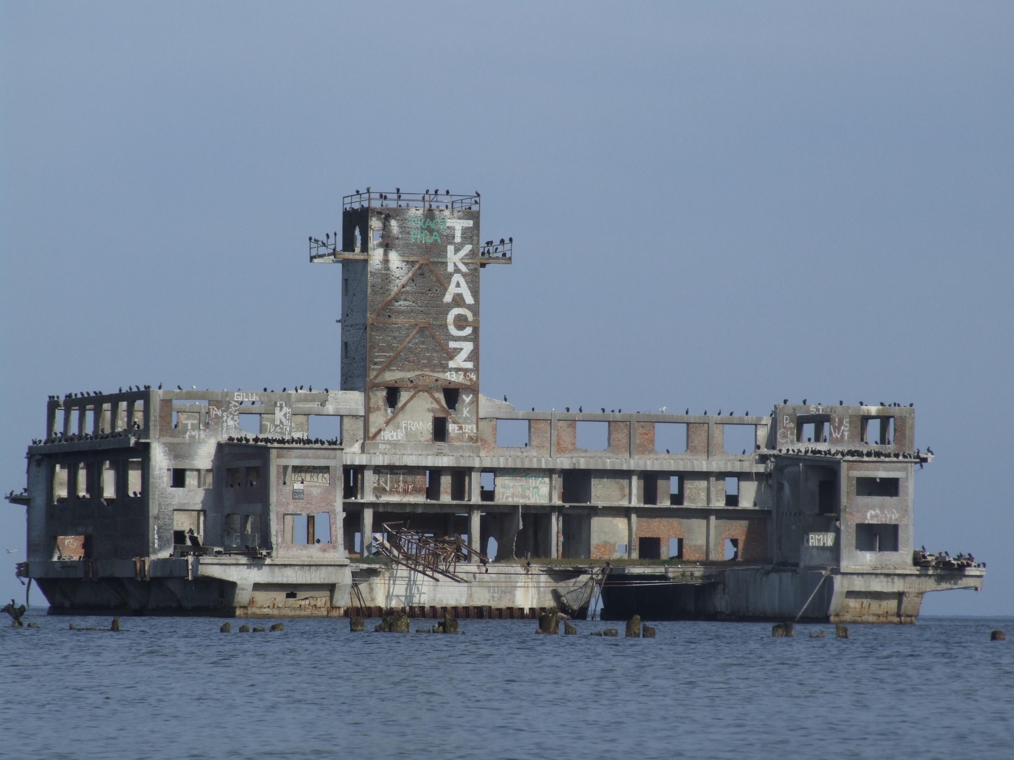 Torpedownia, Babie Doły