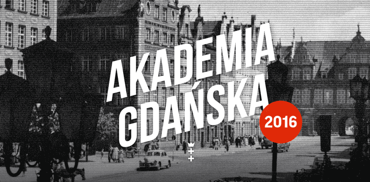 Akademia Gdańska 2016