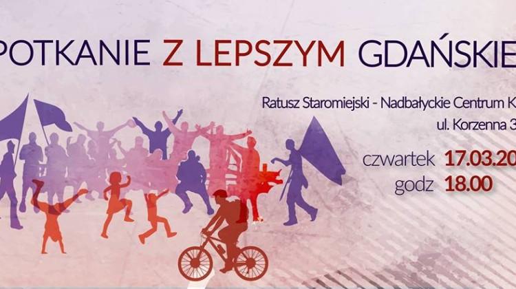 Spotkanie z Lepszym Gdańskiem