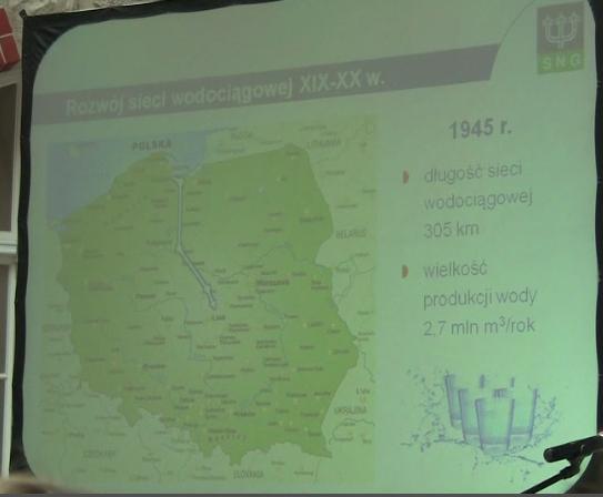 Rozwój sieci wodociągowej w Gdańsku