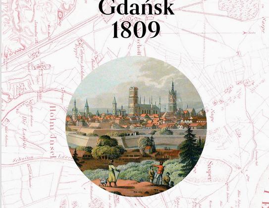 Friedrich von Duisburg - Wolne Miasto Gdańsk 1809