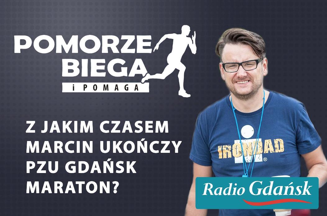 Marcin Dubuk. Pomorze biega i pomaga