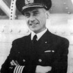 Mamert Stankiewicz, kapitan MS Piłsudskiego
