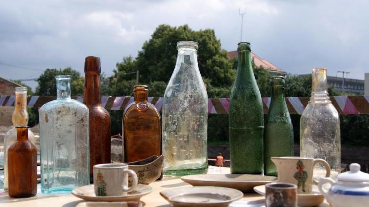 Piaskownia - badania archeologiczne