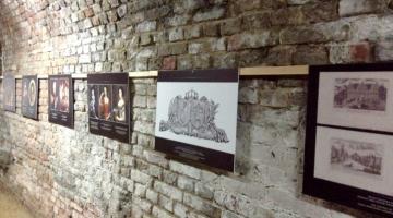 Wystawa w piwnicach Bramy Wyżynnej
