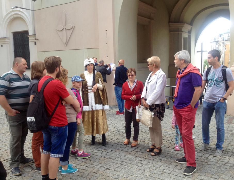 Spacer po Starym Mieście w Lublinie